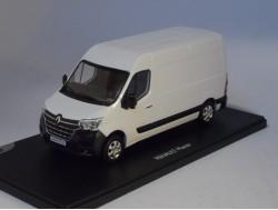 Renault Master 2019 Bestelwagen Wit  Eligor 1:43 tinycars