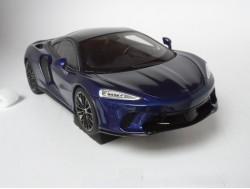 Mclaren GT Metallic Blue 2019 GTSpirit 1:18